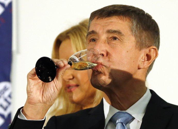 Andrej Babiš. Foto - TASR