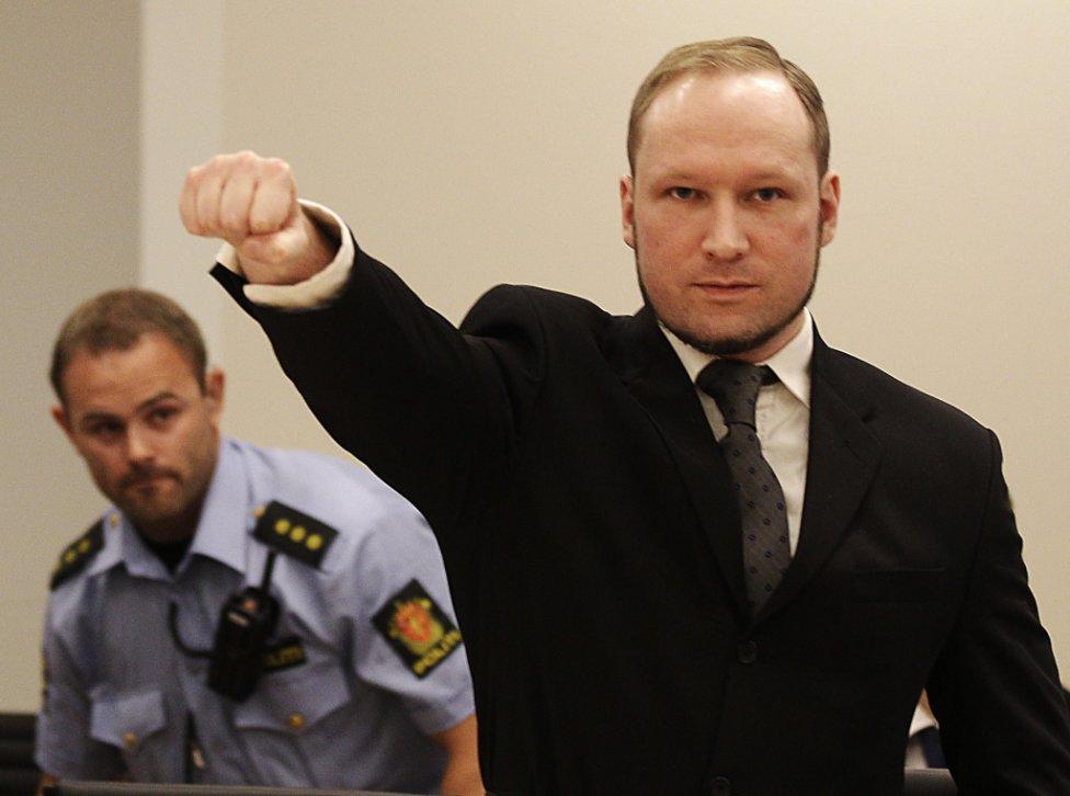 Nórsky extrémista Anders Behring Breivik má na svedomí 77 ľudských životov. Foto – TASR