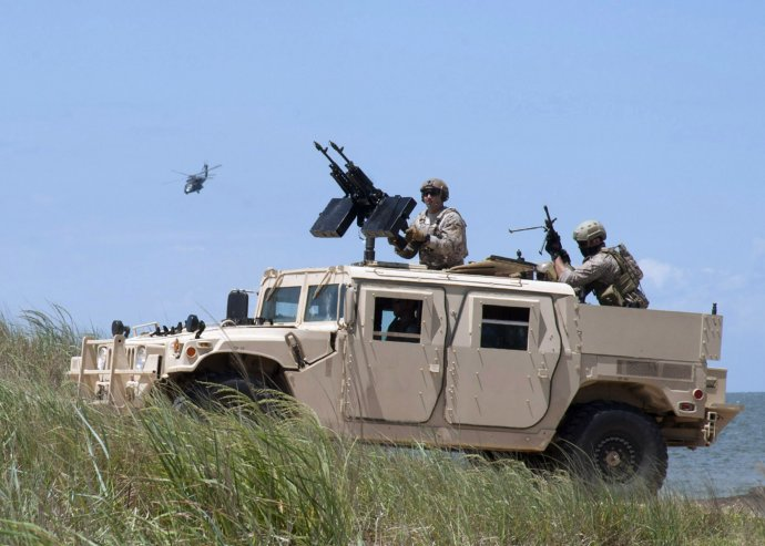Príchod elitných amerických jednotiek už schválila vláda. Na Slovensku budú cvičiť so žilinským plukom. Foto – Wikipedia
