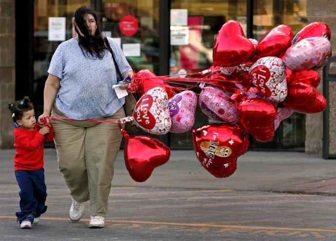 Obezita – epidémia tretieho tisícročia. Foto – TASR/AP