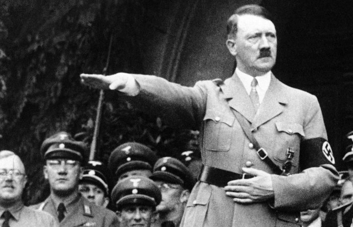 Adolf Hitler v roku 1938. Foto - TASR/AP
