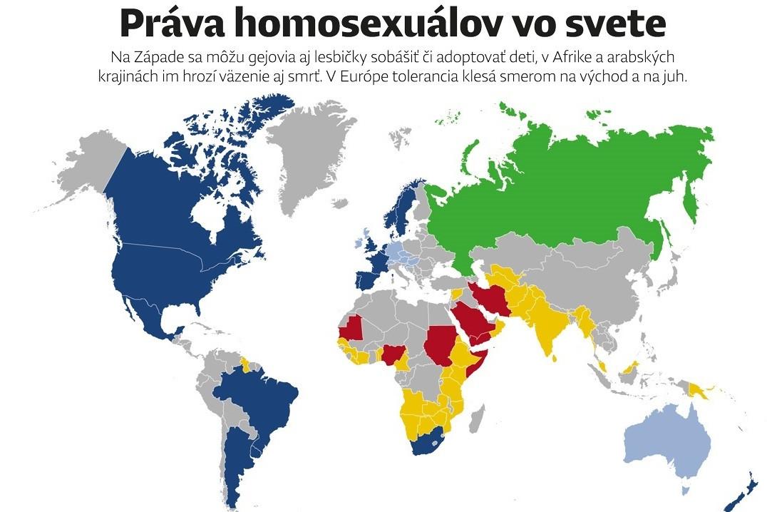 Percento homosexualov