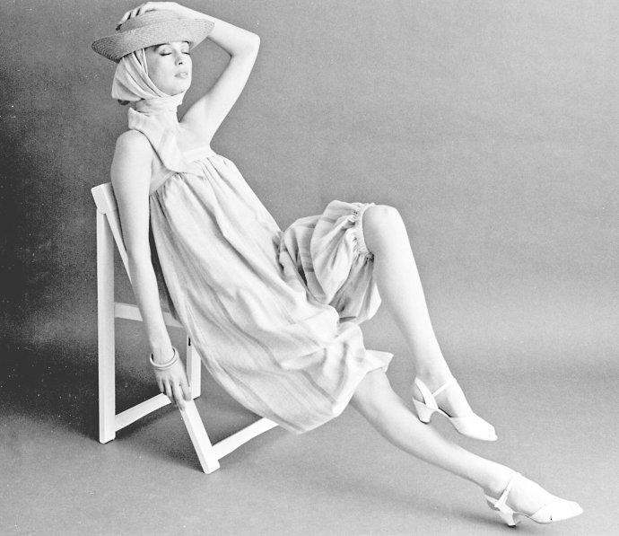 Jeden z modelov Vlasty Hegerovej. FOTO - KAROL KÁLLAY