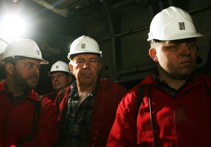 Peter Čičmanec, Robert Fico a Vladimír Jánoš. Foto – TASR