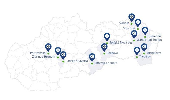 Kde má už dnes Penta nemocnice. Zdroj – Svet zdravia