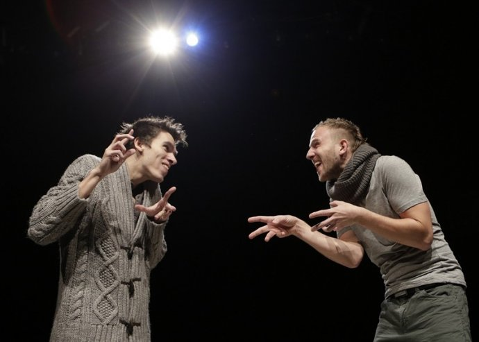 S Neistým gruntom bola Stoka na festivale Fringe v New Yorku. Foto - Ctibor Bachratý