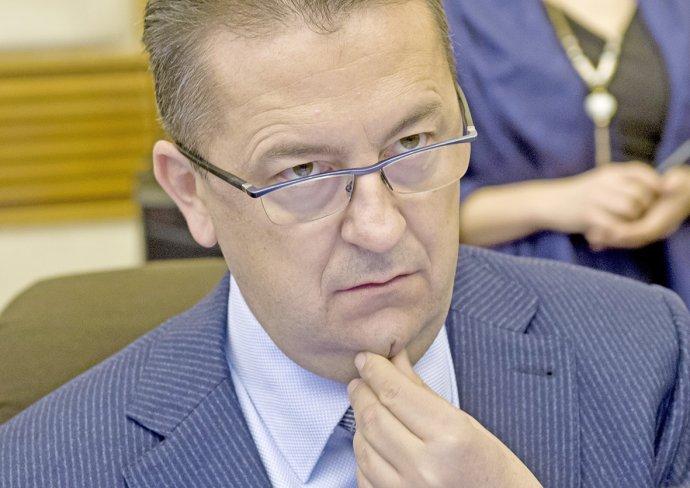 Minister obrany Martin Glváč. Foto – TASR