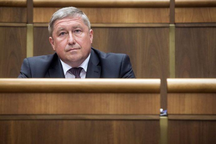Dušan Kováčik. Foto N – Vladimír Šimíček
