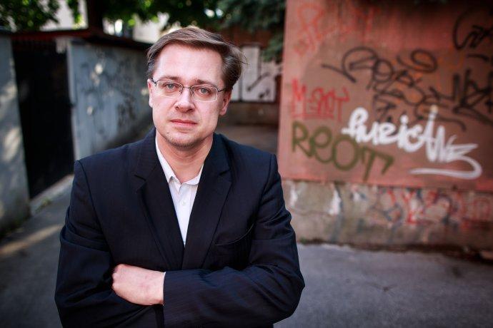 Michal Vašečka. Foto N - Tomáš Benedikovič