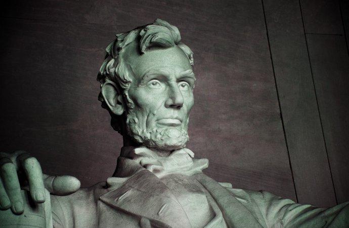 Abraham Lincoln. Zdroj – Pixabay