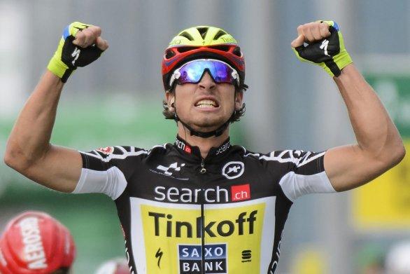 748d0eafde54b Peter Sagan bude mať veľa dobrých príležitostí na etapové víťazstvo. Foto –  AP