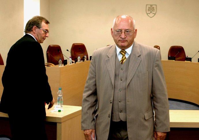 Milan Karabin v roku 2007. Foto Tasr