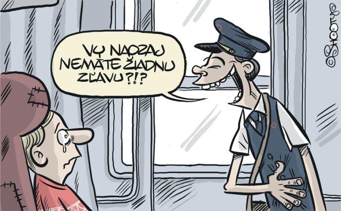 Karikatúra N - Shooty