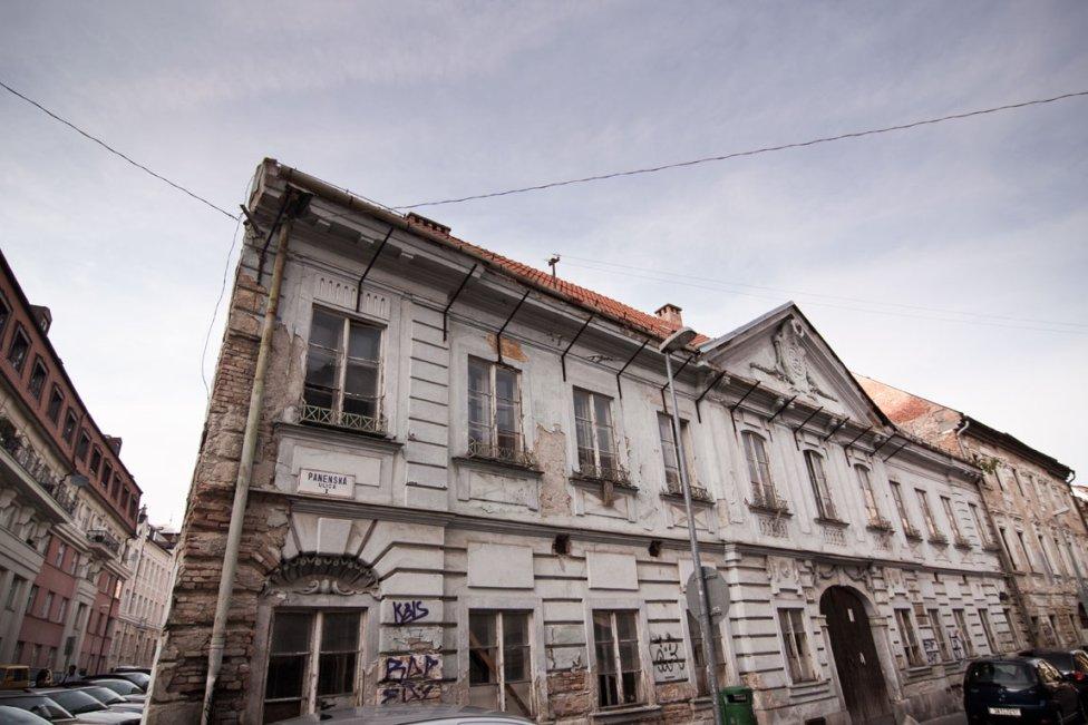 Habermayerov palác. Foto - Andrej Sarvaš