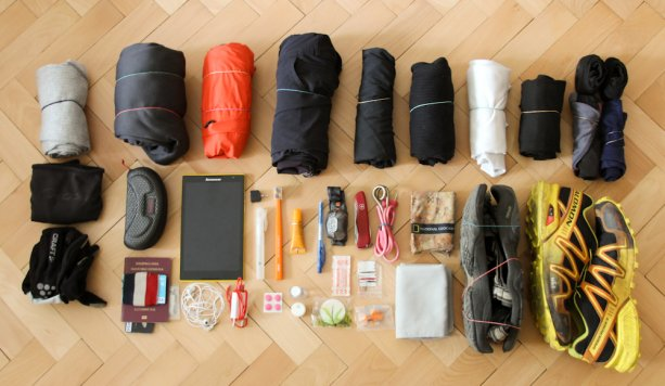 16771f85e8b42 alebo ako sa zbaliť do malého ruksaku na ľubovoľne dlhú cestu