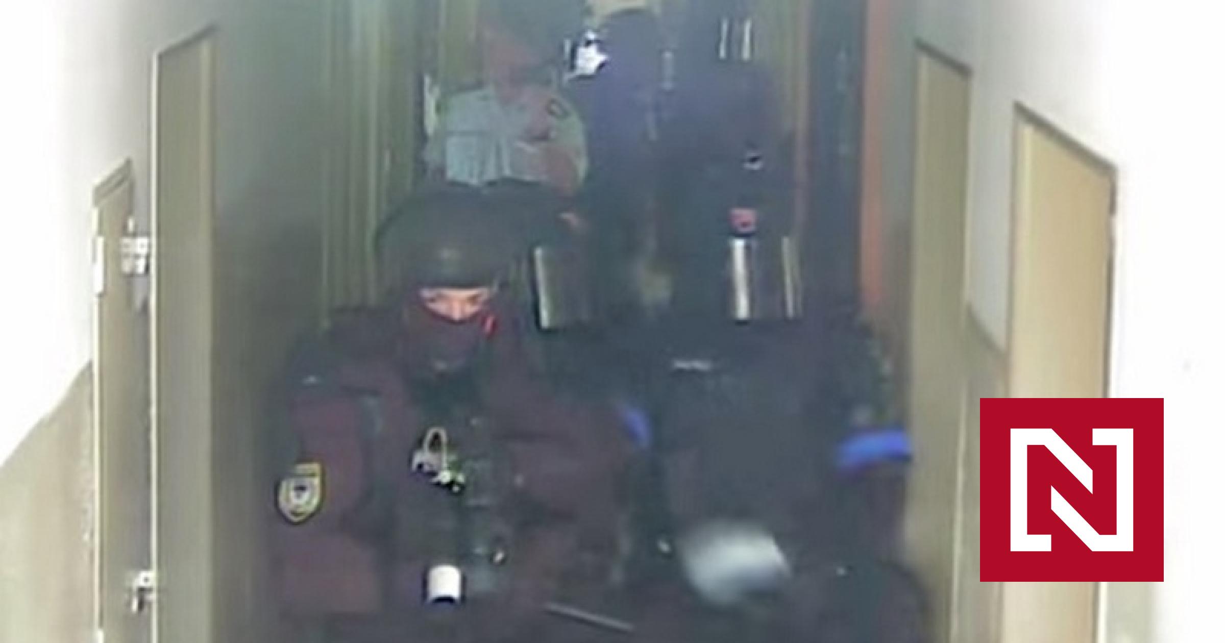 0ac145975 Proti utečencom v Medveďove zasahovali policajti, ktorí nevedeli po  anglicky – Denník N