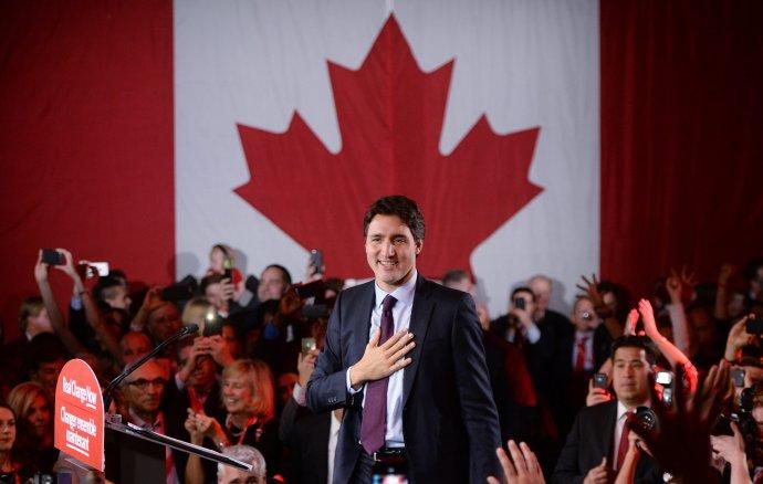 Kanadský premiér Justin Trudeau. Foto – TASR/AP