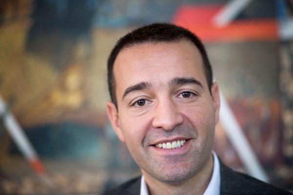 Tomáš Drucker. Foto N – Vladimír Šimíček