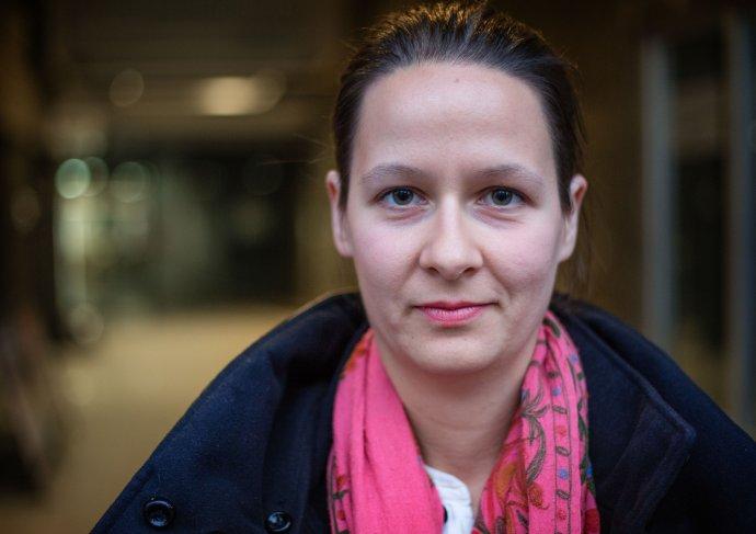Zuzana Števulová. Foto N – Tomáš Benedikovič