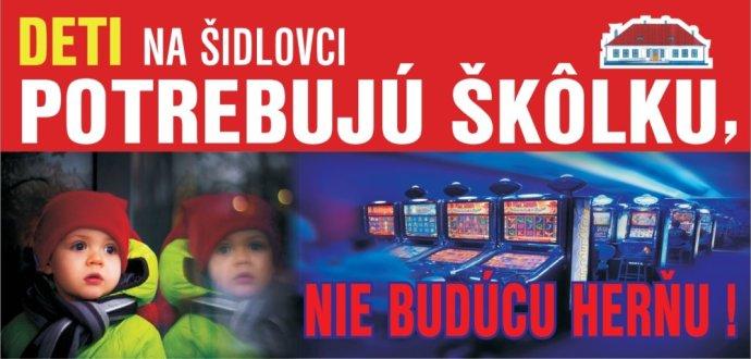 Bilbord, ktorý bol súčasťou antikampane miestnych obyvateľov v Prešove. Foto: ZZŽ MyMamy