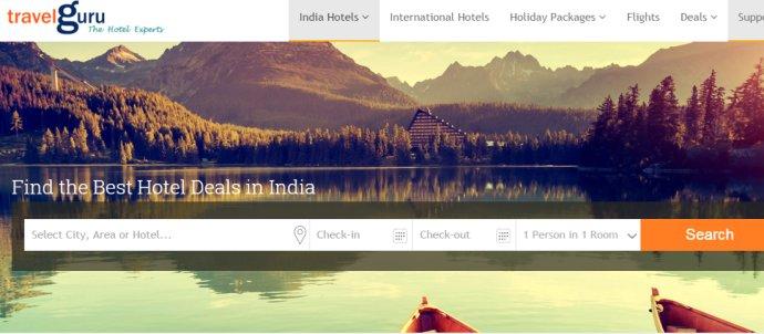 Lákadlo do Indie. Foto - Travel Guru