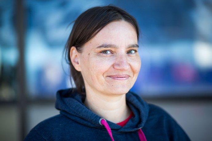 Zuzana Pohánková. Foto N – Vladimír Šimíček