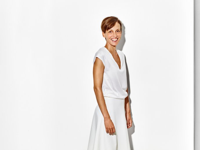 Pavla Sceranková je slovenská intermediálna umelkyňa, pôsobiaca prevažne v Česku. Je jednou z finalistov prestížnej Ceny Jindřicha Chalupeckého, ktorej víťaza sa dozvieme 20. novembra. Foto - Peter Fabo