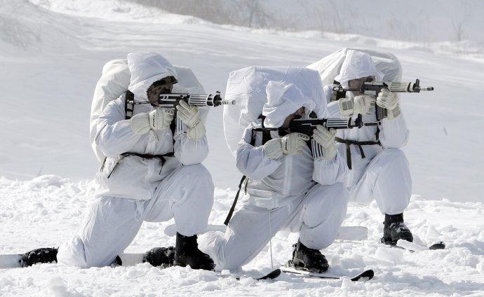 Takýto výstroj by chceli aj naši elitní vojaci. Foto – TASR/AP