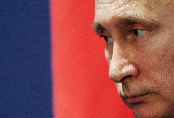 Ruský prezident Vladimir Putin. Foto - TASR/AP