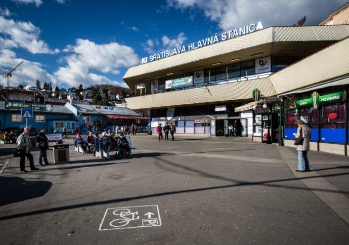 Najdôležitejšia stanica na Slovensku tak, ako ju poznáme už celú jednu generáciu. Ilustračné foto N – Tomáš Benedikovič