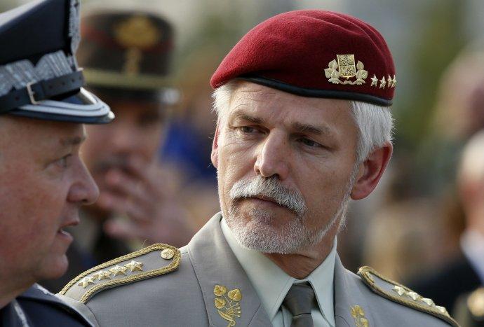 Petr Pavel bol donedávna najvyššie postaveným vojakom v štruktúrach NATO, v decembri odišiel do civilu. Foto – TASR