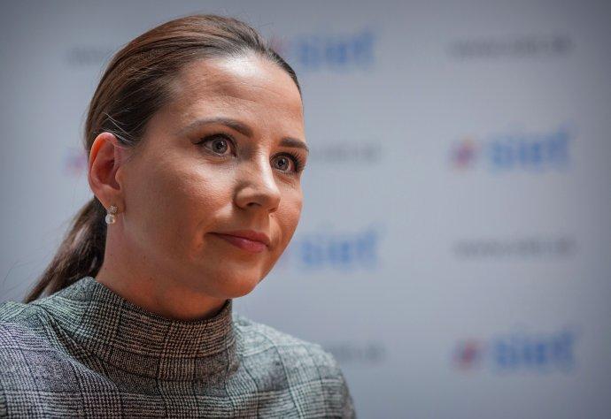 Lucia Copáková (34) sa narodila v Michalovciach. Od roku 2010 jeprimárkou Oddelenia lekárskej genetiky v Národnom onkologickom ústave, je klinická genetička. Je členkou SLS (Slovenskej lekárskej spoločnosti), SSLG (Slovenskej spoločnosti lekárskej genetiky), EHA (Európskej hematologickej asociácie) a Lysk (Lymfómovej skupiny Slovenska). Vyštudovala Slovenskú zdravotnícku univerzitu v Bratislave a Lekársku fakultu Univerzity Komenského v Bratislave. Foto N – Tomáš Benedikovič