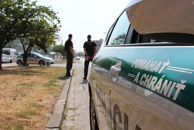 Polícia má pomáhať a chrániť. Foto – ministerstvo vnútra