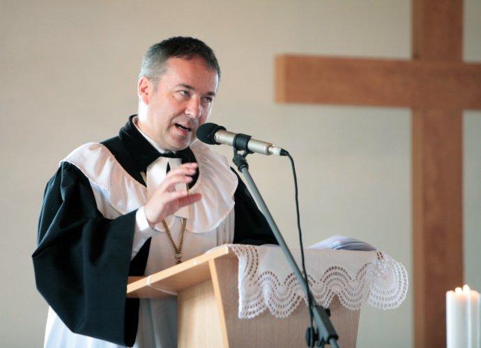 Generálny biskup Evanjelickej cirkvi augsburského vyznania na Slovensku Miloš Klátik