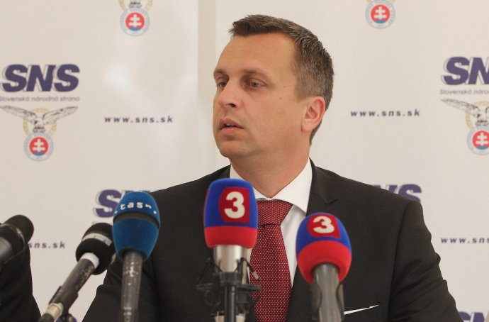 Andrej Danko. Foto - Tasr