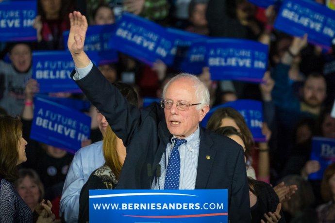 Bernie Sanders. Foto – TASR/AP