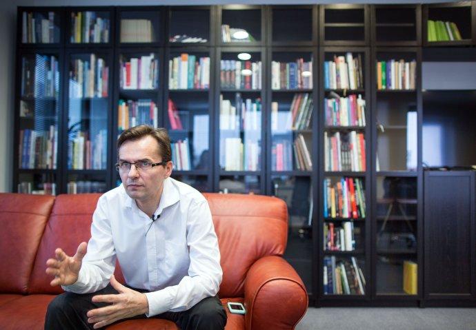 Ľubomír Galko. Foto N – Tomáš Benedikovič