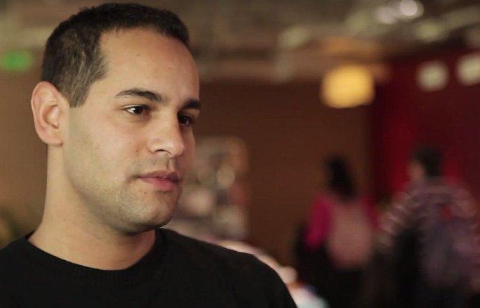 Kandidát OĽaNO Ján Herák. Foto - záber z predvolebného videa OĽaNO