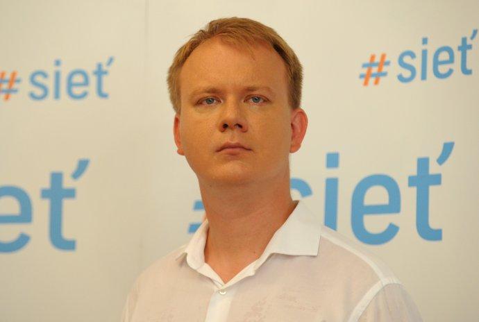 Podpredseda Siete Miroslav Beblavý. Foto – TASR