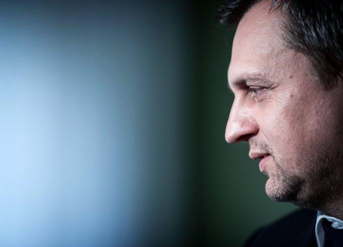 Andrej Danko hovorí, že odchody okresných funkcionárov sú bežný jav. Foto N - Tomáš Benedikovič