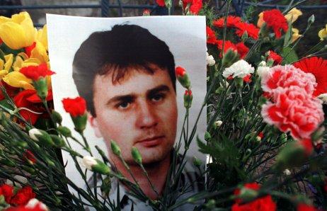 Spomienka na Róberta Remiáša v roku 1998. foto – tasr