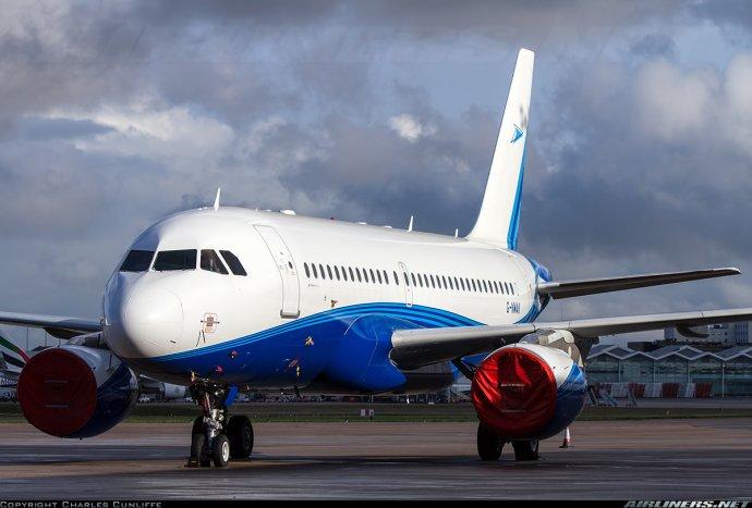 Airbus, o kúpe ktorého ministerstvo rokuje. Foto - airliners.net