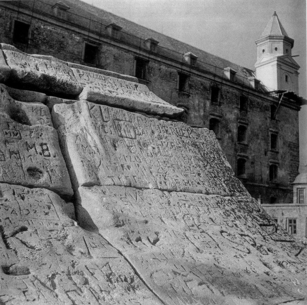 Hradné múry v minulosti niesli množstvo odkazov a svedčili o mnohých ľudských príbehoch. Dnes by tam vďaka technológiám mohli opäť byť, no bez poškodenia pamiatky.