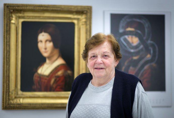 Dorota Filová (1936 - 2021) Foto N – Tomáš Benedikovič