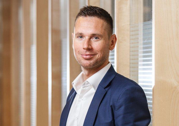 Martin Sedlacký vyrastal v Prešove, študoval v Prahe, po škole odišiel do USA a teraz je zrejme najvyššie postaveným manažérom zo Slovenska v leteckom biznise – prevádzkovým riaditeľom a členom predstavenstva Air Baltic. Foto – archív Martina Sedlackého
