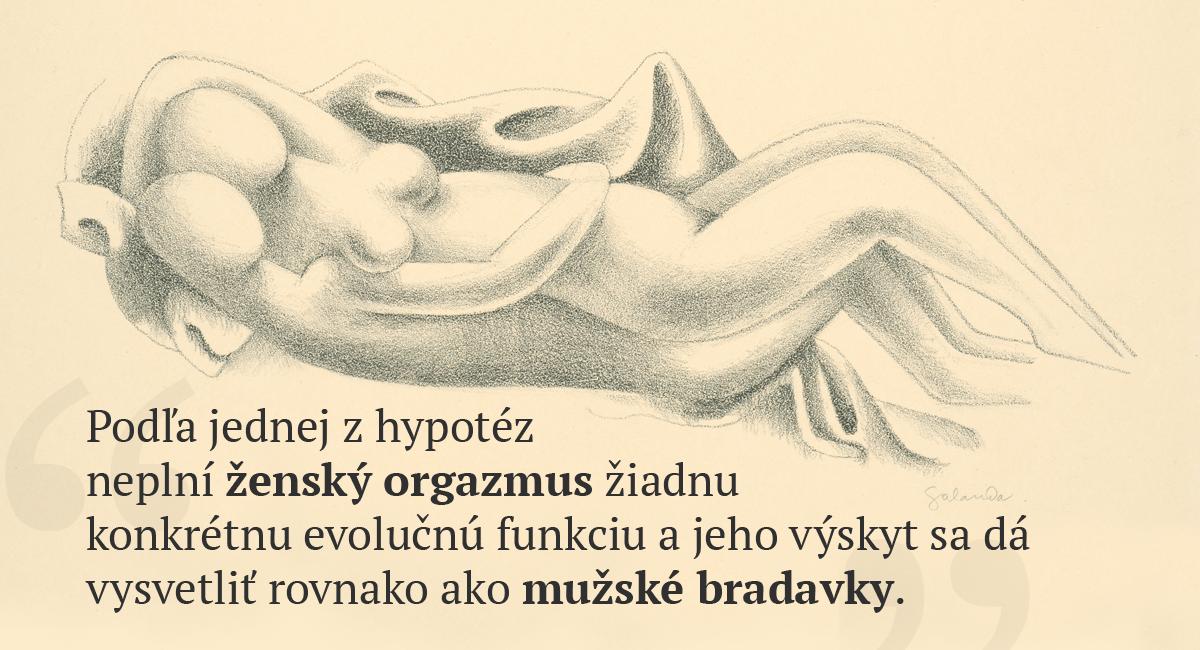 Žena Masturbácia a orgazmus