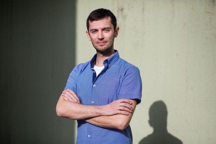 Historik Pavol Makyna. Foto – Vladimír Šimíček
