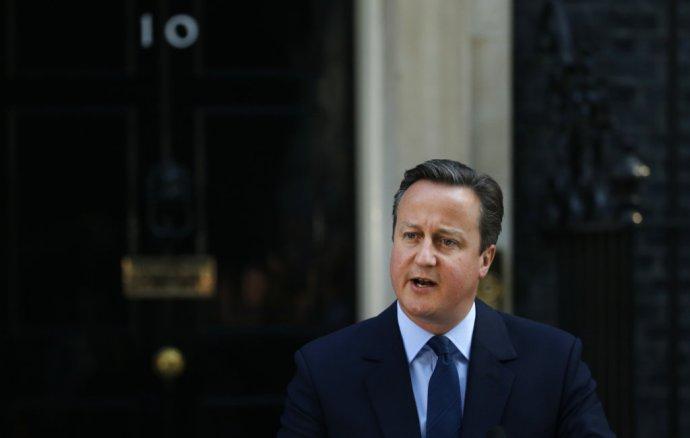 David Cameron. FOTO - TASR/AP
