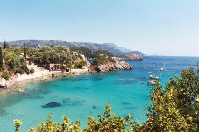 Ostrov Korfu je obľúbeným miestom slovenských dovolenkárov. Foto - Wikipédia