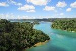 Okrem civilizácie je Okinava aj domovom divokej prírody. Niektoré jej časti sa prirovnávajú ku Galapágom.